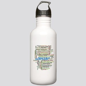 Proud English Teacher Stainless Water Bottle 1.0L