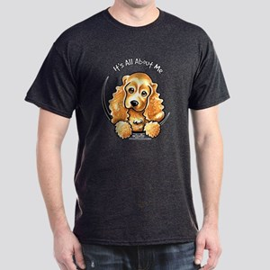 Cocker Spaniel IAAM Dark T-Shirt