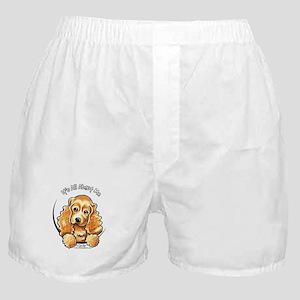 Cocker Spaniel IAAM Boxer Shorts