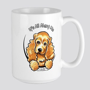 Cocker Spaniel IAAM Large Mug