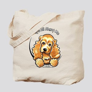 Cocker Spaniel IAAM Tote Bag