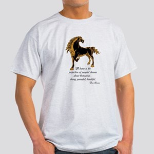 Strong powerful beautiful Light T-Shirt