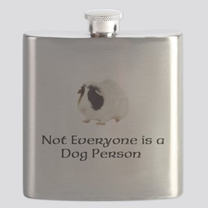 Not Everyone is a Dog Person Flask