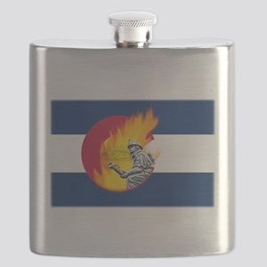 Black Forest Fire, Colorado Springs Flask