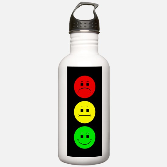 Moody Stoplight Water Bottle