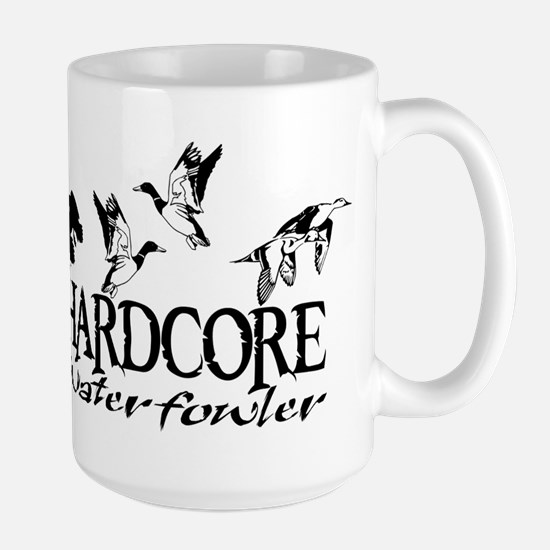 DUCK AND GOOSE HUNTING Large Mug