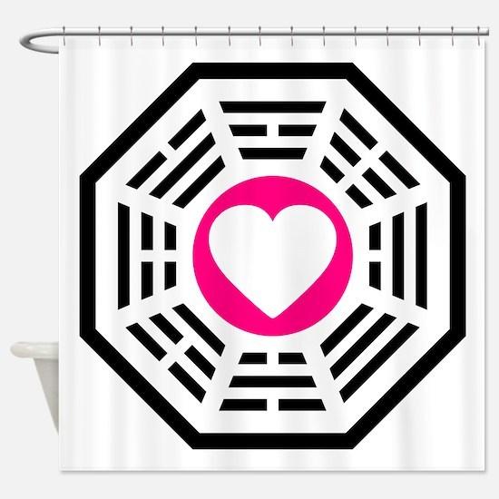 Dharma Love Shower Curtain