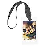 Cinderella Large Luggage Tag
