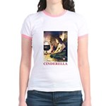 Cinderella Jr. Ringer T-Shirt
