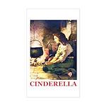 Cinderella Sticker (Rectangle)