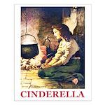 Cinderella Small Poster