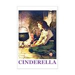Cinderella Mini Poster Print