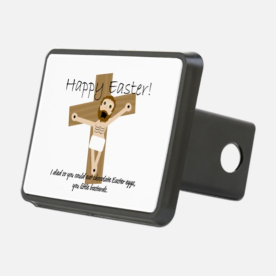 Happy Easter Jesus!.jpg Hitch Cover