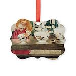 Goldilocks Picture Ornament