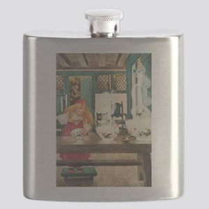 Goldilocks Flask