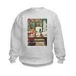 Goldilocks Kids Sweatshirt
