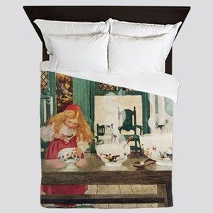 Goldilocks Queen Duvet