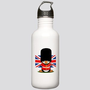 British Soldier Pengui Stainless Water Bottle 1.0L