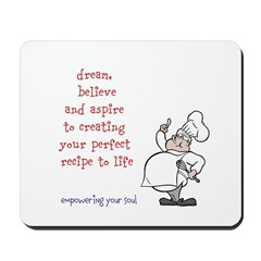 Quote Mousepad
