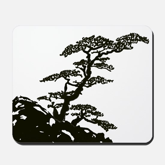 Zen Tree Mousepad
