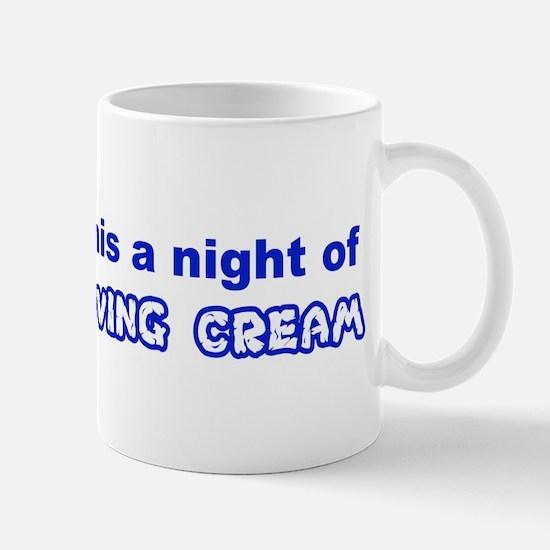 Shaving Cream Mug