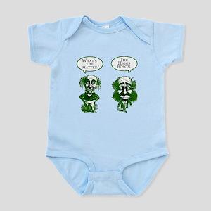Higgs Boson Humor Infant Bodysuit