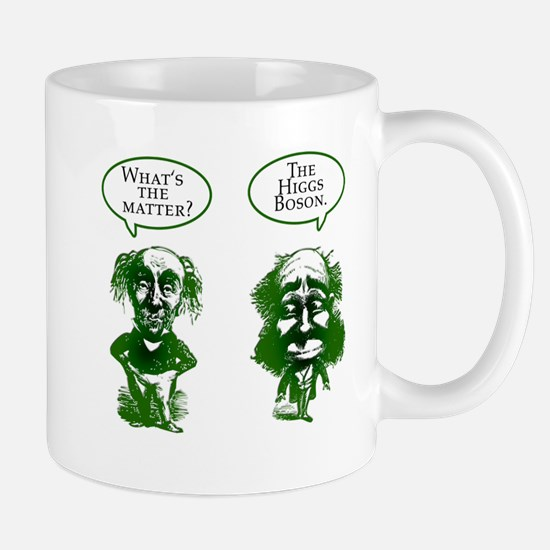 Higgs Boson Humor Mug