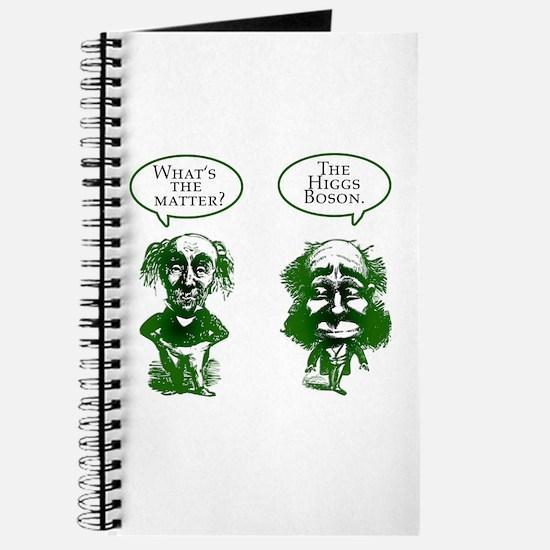 Higgs Boson Humor Journal