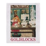 Goldilocks Throw Blanket