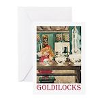 Goldilocks Greeting Cards (Pk of 20)