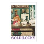 Goldilocks Postcards (Package of 8)