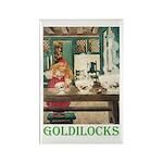 Goldilocks Rectangle Magnet (100 pack)