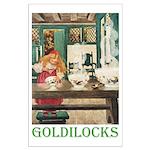 Goldilocks Large Poster