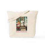 Goldilocks Tote Bag