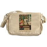 Goldilocks Messenger Bag