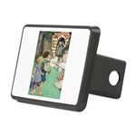 Hansel and Gretel Rectangular Hitch Cover