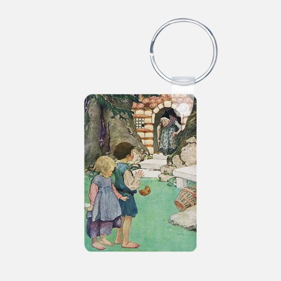 Hansel and Gretel Keychains