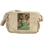 Hansel and Gretel Messenger Bag