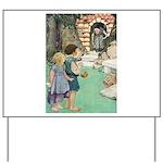 Hansel and Gretel Yard Sign