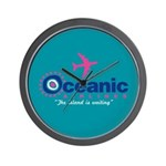 Oceanic Airlines Wall Clock