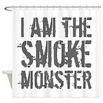 Smoke Monster Shower Curtain