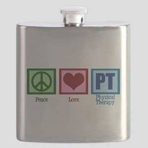 Peace Love PT Flask