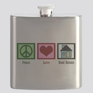 Peace Love Real Estate Flask