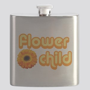 Flower Child Flask