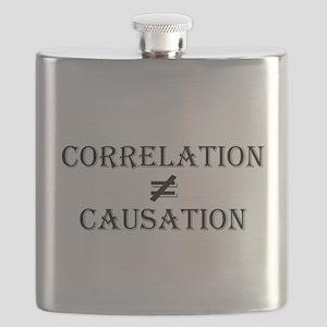 Correlation Causation Flask