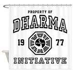 Shower Dharma Ini Shower Curtain