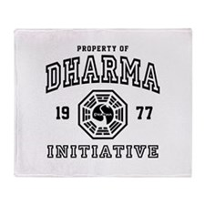 Shower Dharma Ini Throw Blanket