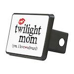 Twilight Mom Rectangular Hitch Cover