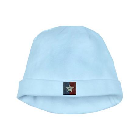 Vintage San Antonio Flag baby hat