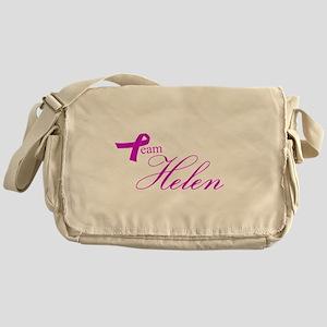 Team Helen Messenger Bag